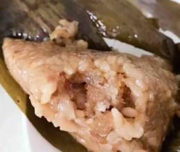 燕窝豆沙粽子