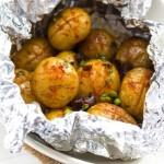 烤香菇小土豆