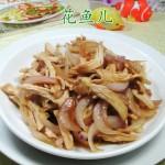 洋葱炒鸡胸肉