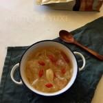 银耳百合枸杞汤