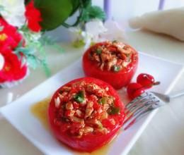 西红柿肉盅