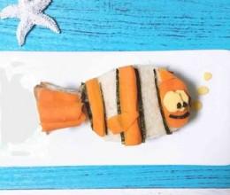小丑鱼尼莫三明治