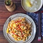 瑶柱豆芽菜