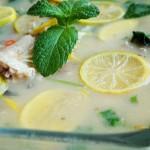 柠檬薄荷鱼