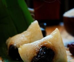 北方最传统的大红枣粽子
