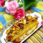 辣酱煸薯条