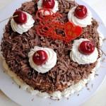 橙香巧克力蛋糕