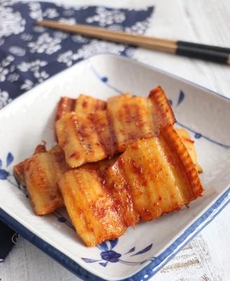 香辣烤鳗鱼