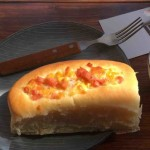 玉米火腿沙拉面包