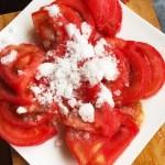 白糖拌西红柿