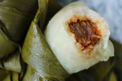 传统红枣粽