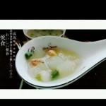 虾仁仙贝冬瓜汤