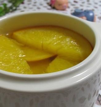 炖冰糖橙子