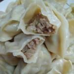猪肉馅饺子