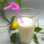 檸檬梨汁奶昔