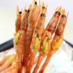 蒜蓉芝士烤虾