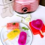 缤纷夏日水果棒冰