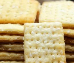 芝麻梳打饼