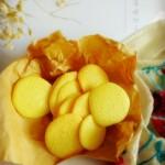 蛋黄薄脆饼干