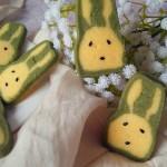 抹茶兔兔曲奇