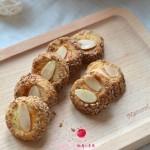 芝麻杏仁小酥饼
