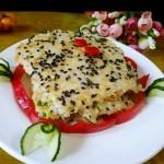虾米芝麻米饭饼