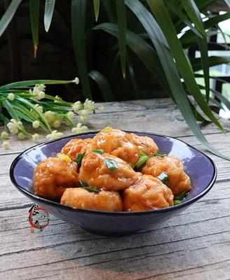 菜肉酿豆腐泡