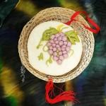 甜葡萄面食