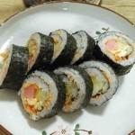 家常版壽司