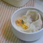 黄瓜的两种鲜味饺