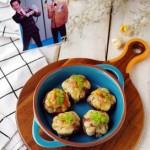 芝士蘑菇盅#美的智能冰箱#