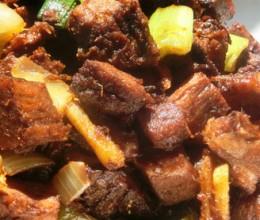 香煸酒香牛肉粒