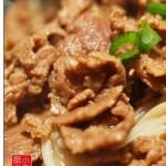 金针菇煮牛肉
