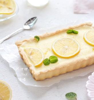 清新柠檬芝士挞