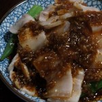 秋葵版蒜泥白肉