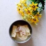 腐竹瘦肉汤