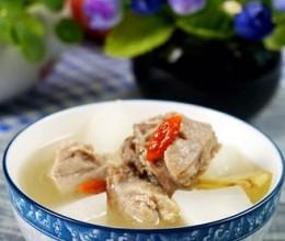 鸭肉萝卜汤