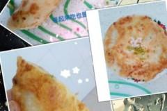 青椒洋葱饼