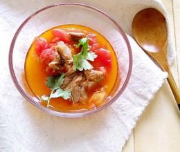 酸爽开胃之番茄排骨