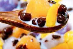 芒果椰汁芋圆