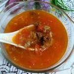 西紅柿牛腩湯