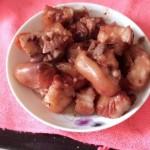 砂锅焖猪手