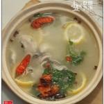 柠檬生鱼片