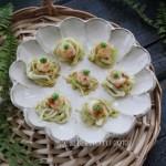 韭黄蒜蓉虾