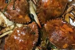 爆炒花蟹之生抽和蚝油相爱