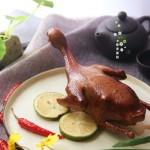 脆皮烤乳鸽