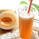 美味甜瓜汁