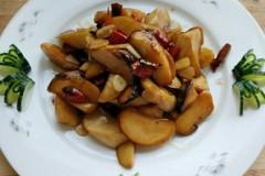 油焖杏鲍菇