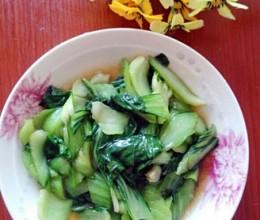 蚝油上海青