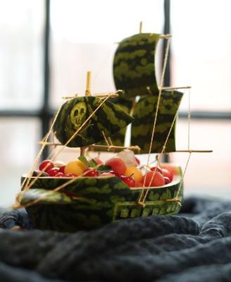 加勒比西瓜海盗船